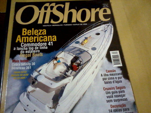 revista offshore nº83