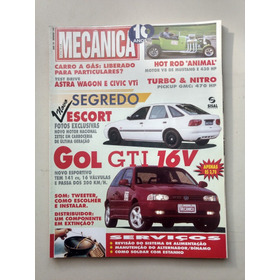 Revista Oficina Mecânica 108 Gol Gti Escort Civic Astra 278