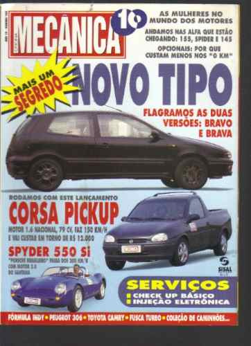 revista oficina mecânica