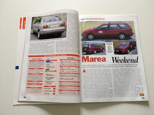 revista oficina mecânica marea vectra  2.2 corvette 66 a080