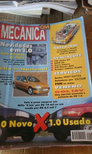 revista  oficina  mecânica  n 142 ano 12