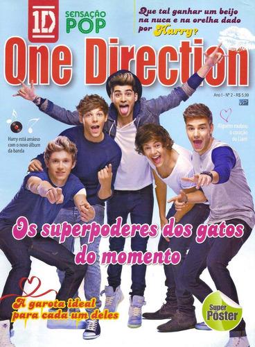 revista one direction rara! = 36 paginas c/ + de 60 fotos!!!