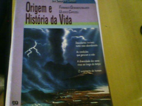 revista origem e história da vida ulisses capozoli