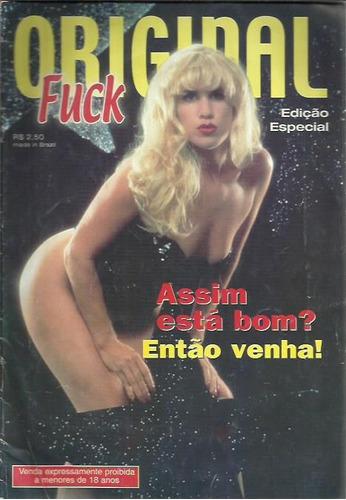 revista original fuck edição especial