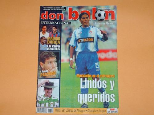 revista palencia español barcelona don balon