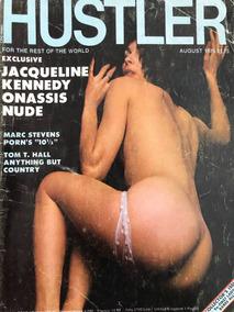 Revista Para Caballeros Con Jacqueline Kennedy