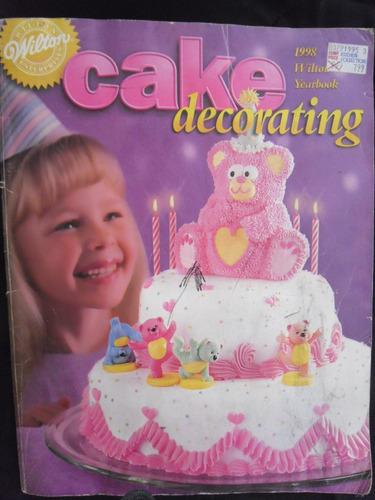 revista para diseñar tortas cake decorating