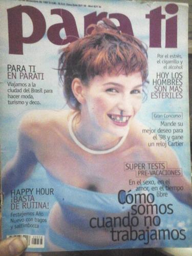 revista para ti - #3938 - 29/12/1997