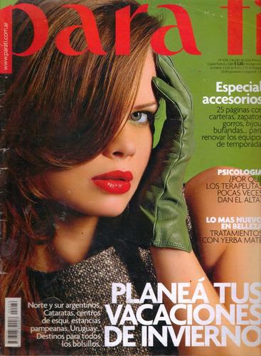 revista para ti - #4276 - 02/07/2004