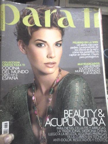 revista para ti - #4343 - 14/10/2005