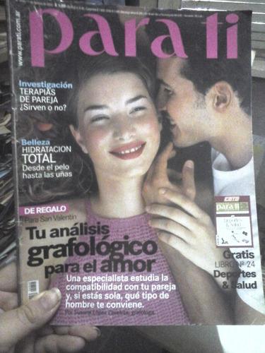 revista para ti - n°4049 - 11/02/2000