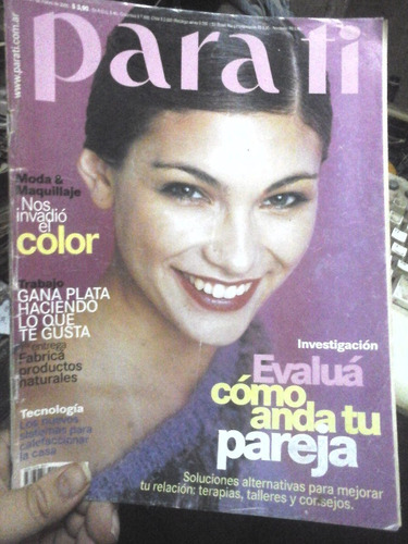 revista para ti - n°4056 - 31/03/2000