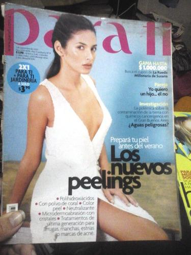 revista para ti - n°4078 - 01/09/2000