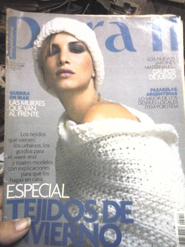 revista para ti - n°4212 - 11/04/2003