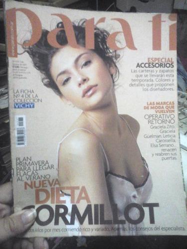 revista para ti - n°4237 - 03/10/2003