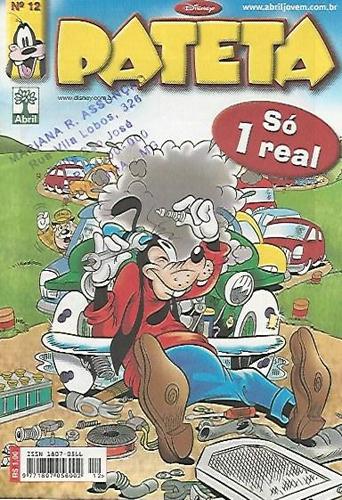 revista pateta nº 12 de 2005