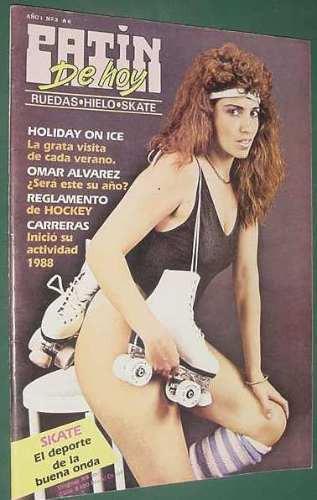 revista patin hoy 3 ruedas hielo skate holiday on ice