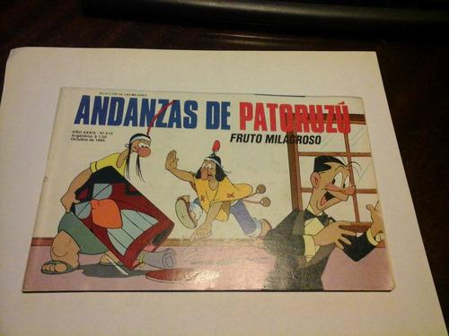 revista patoruzu n 618 fruto milagroso octubre 1995