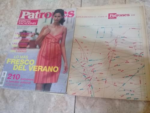 Revista Patrones Especiales Tallas Grandes 27 Con Moldes Revistas En Mercado Libre Argentina
