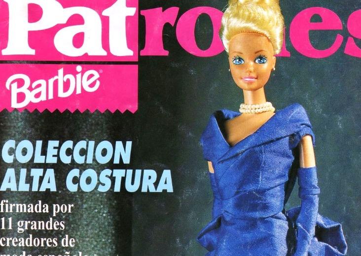 Revista Patrones Vestidos Barbie Pdf Envio Gratis - $ 66,00 en ...