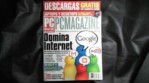 revista pc magazine en español para coleccionista