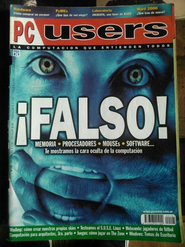 revista pc users. # 101