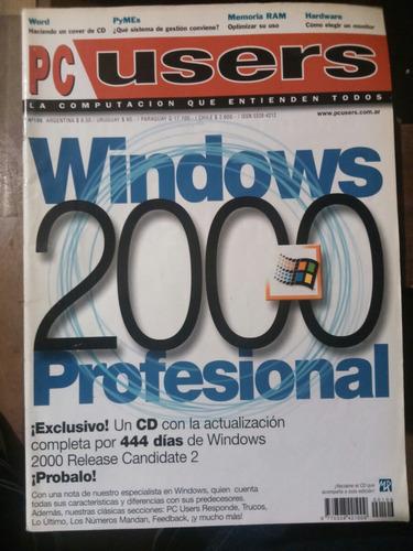 revista pc users. # 106
