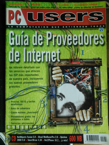 revista pc users. # 31