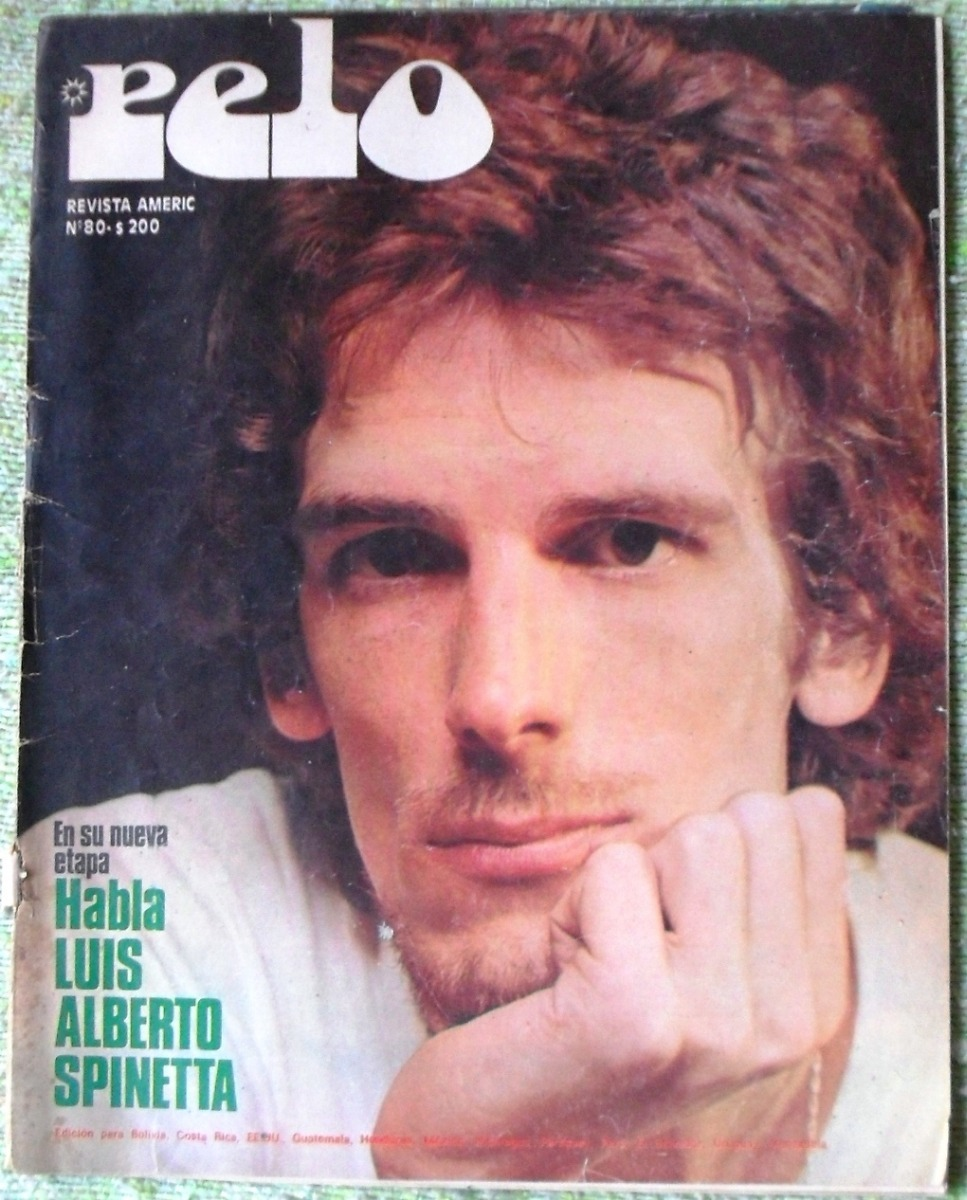 Revista Pelo 80 Spinetta 1976 Yes Pastoral -   350 d877d2e79513