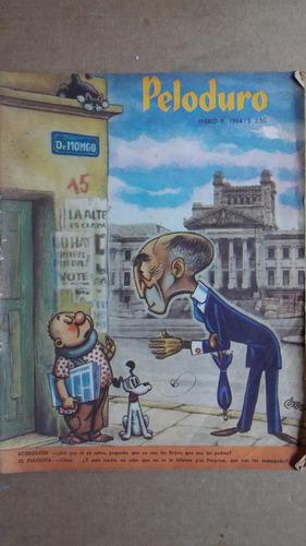 revista peloduro nº 2, febrero 1964