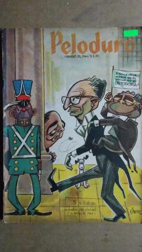 revista peloduro nº 7, febrero 1964