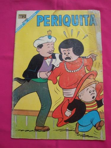 revista periquita  n° 84 año 1968  - editorial novaro