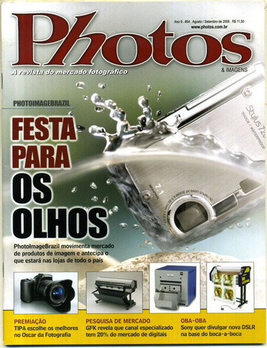 revista photos nº 54