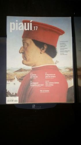 revista piauí 17 ano 2 novembro 2008