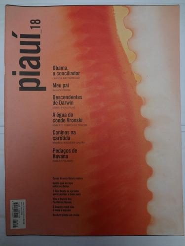 revista piaui n° 18