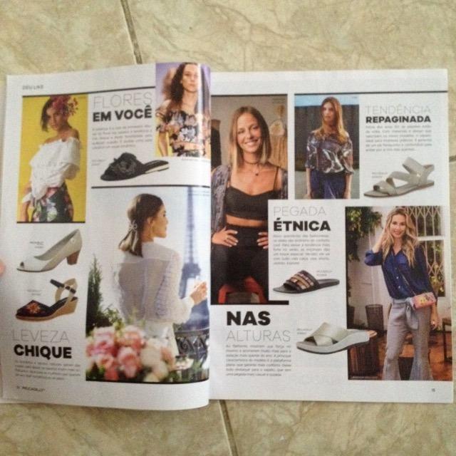 719160af50 Revista Piccadilly N21 Ano 10 Mulher Real Moda Viagem - R  17