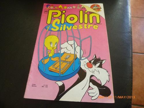 revista piolin y silvestre  nº 2/1 1990 (r249
