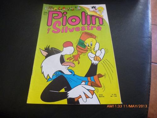 revista piolin y silvestre  nº 2/5 1990  (281w