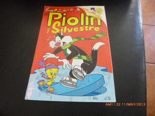 revista piolin y silvestre  nº 2/6  1990 (275w
