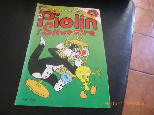 revista piolin y silvestre  nº 3 1990 (274w