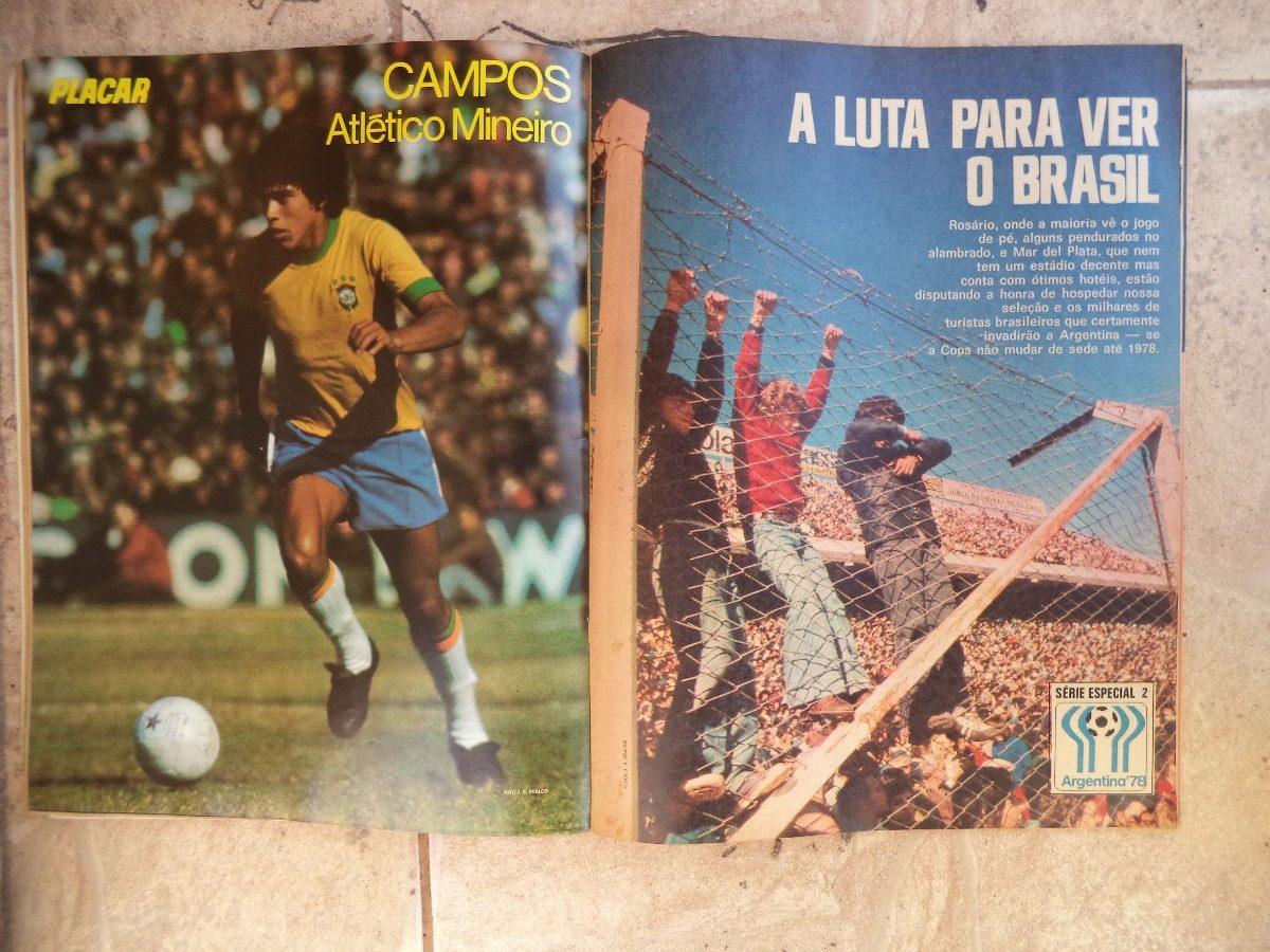 39e23a1688c Revista Placar 288   Poster Do Time De Basquete Franca 1975 - R  29 ...