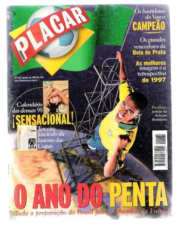 revista placar edição n° 1135