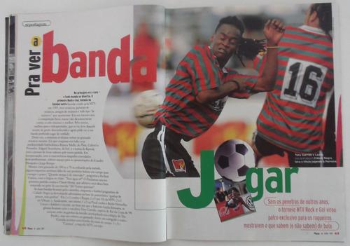 revista placar nº 1129 julho de 1997