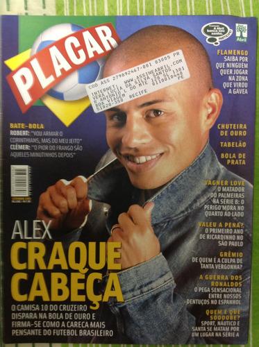 revista placar - setembro de 2003 - raríssima ótimo estado!