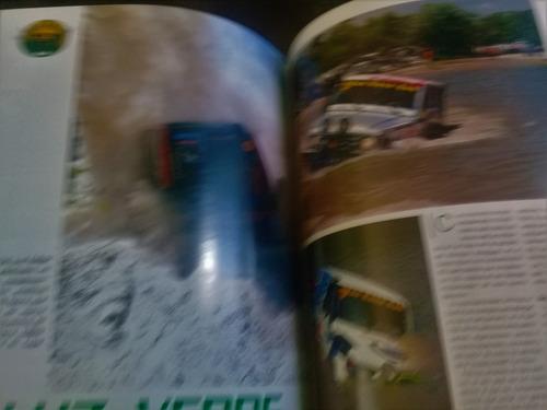 revista planeta motor n°20 articulo chevrolet luv d-max