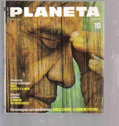 revista planeta nº 10-editora três-religião, esoterismo etc