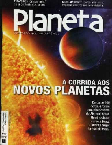 revista planeta n. 446 novembro/2009