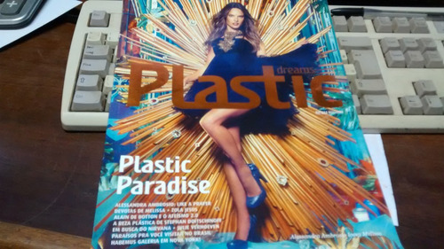 revista plastic dreams paradise r$ 15,00
