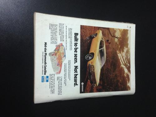 revista playboy 1972