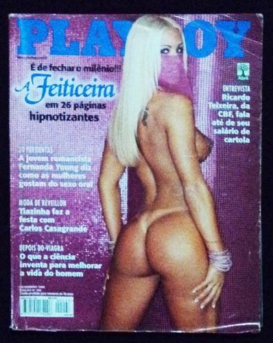 revista playboy 1999